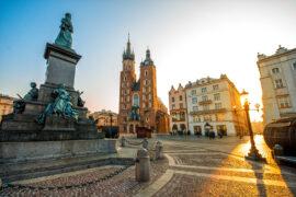 Storbyferie i Krakow