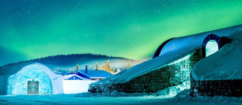 Ishotel i Sverige: 3 dage på ICEHOTEL m. morgenmad inkl. fly for kun 2271 kr.