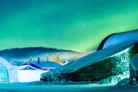 Ishotel i Sverige