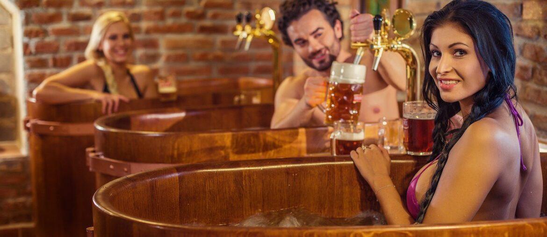 Ølspa i Prag: 3 dage inkl. 3* hotel, fly og adgang til ølspa for kun 917 kr.