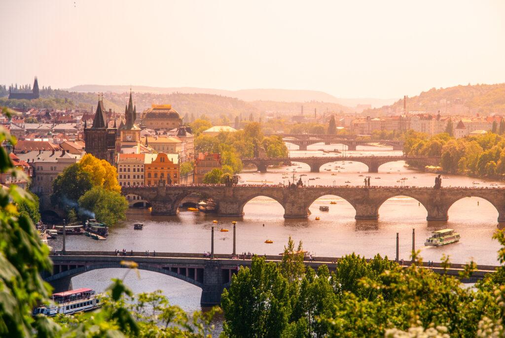 Ølspa i Prag