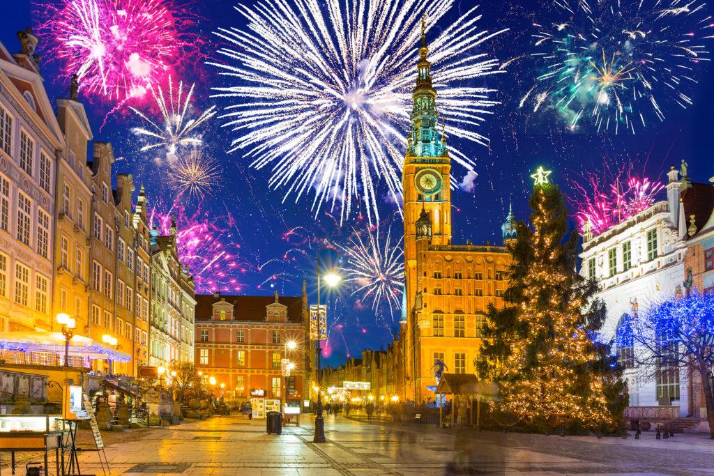 Nytår i Gdansk