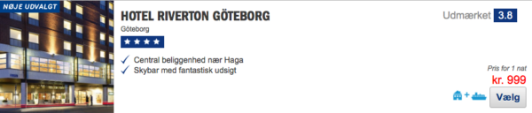Juletur til Göteborg